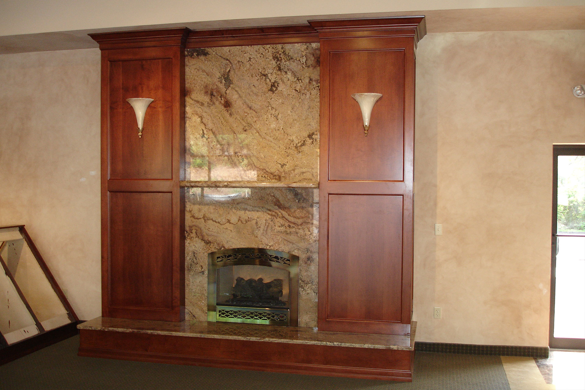 Gallery Fireplace